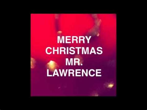 merry christmas  lawrence percussion ensemble youtube