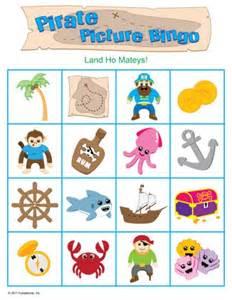 ideas preschoolers pirates