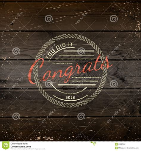 Gift Card That Can Be Used Anywhere - congratulation badges cards and labels for any use stock vector image 56887032