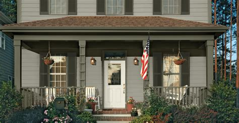 Sherwin Williams Anew Grey america s heritage palette architectural styles