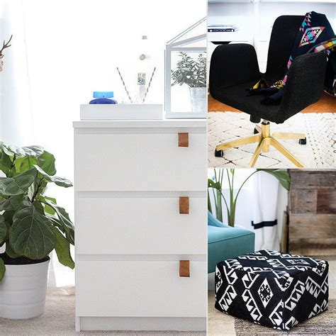 diy hack ikea hack diy projects popsugar home