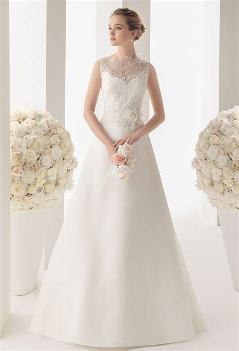 hochzeitskleid rosa clara hochzeitskleid rosa clara two 2014 milan cecile brautmoden