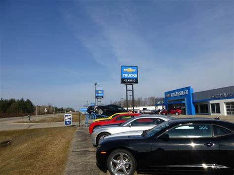 classic chevrolet lake city mi 49651 car dealership