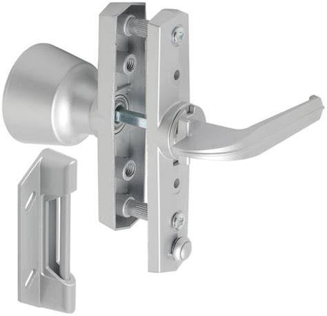Door Knob Latch Assembly by Wright Products Aluminum Screen Or Door Universal