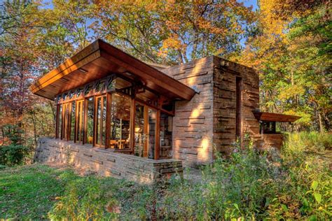 Cottages For Sale In Northern Wisconsin by 11 Frank Lloyd Wright Homes You Can Rent Right Now Curbed