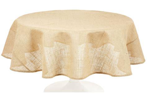 burlap table cloths burlap tablecloth 90 quot tablecloths from one