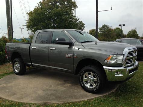 2015 Dodge Ram Trucks 2500