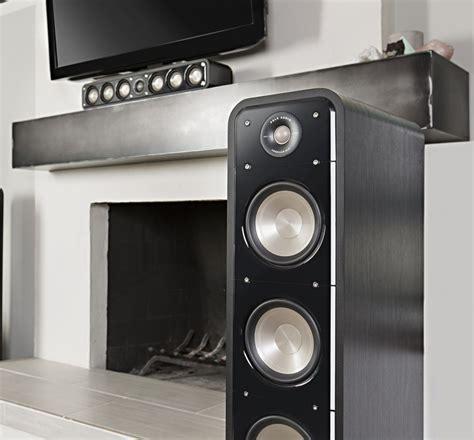 polk audio signature  floorstanding speaker