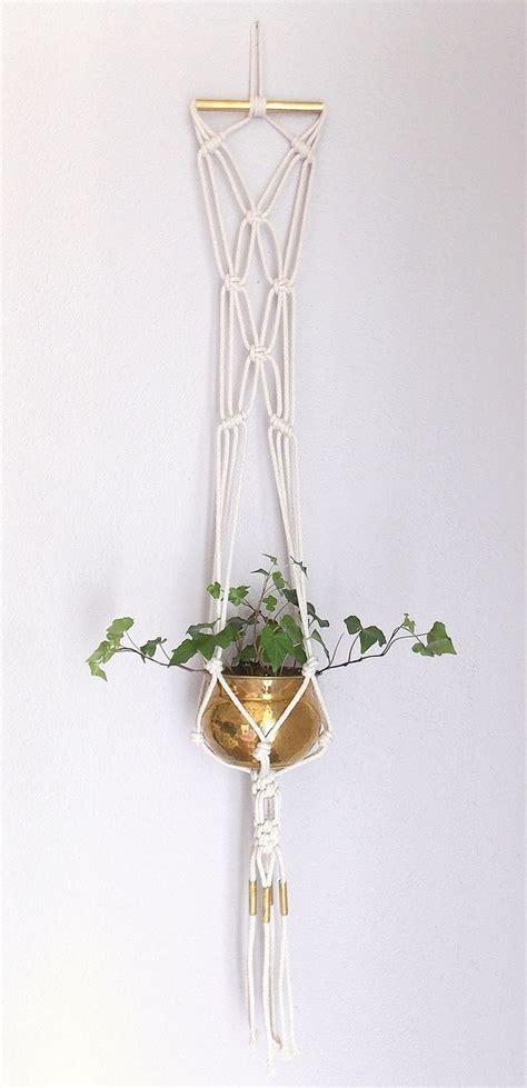 Macrame Plant Hanger Tutorial - 17 beste idee 235 n plantenhangers op