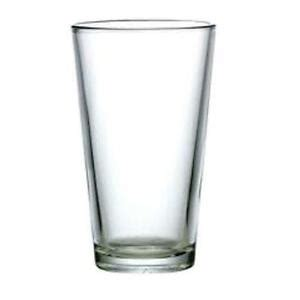 Commercial Barware by 24 16oz Pint Glass Mixing Glasses Commercial