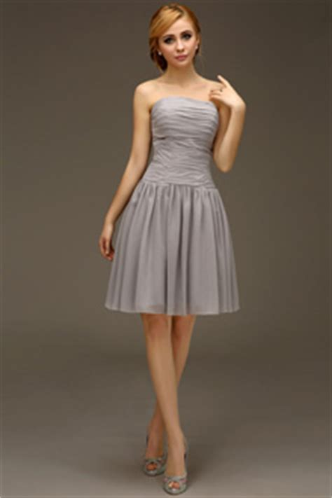 bridesmaid dresses in charcoal gray snowybridal com