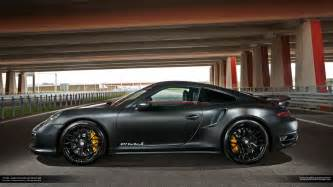 Turbo Porsche 911 Matte Black Porsche 911 Turbo S By Mm Performance Gtspirit