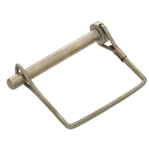 Black Housing 16 Pin Pin everbilt 5 16 in x 2 3 4 in zinc plated square wire lock pin 807478 the home depot