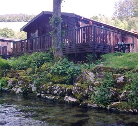 Lake District Log Cabins by Puddleduck Lodge A Beautiful Lake District Log Cabin