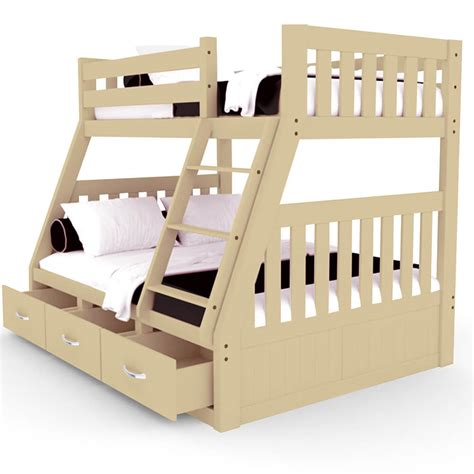 bunk beds for sale australia buy cornelia solid pine bunk bed with storage