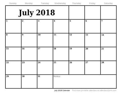 printable weekly calendar july 2015 july 2018 printable calendar
