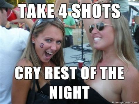 College Girl Meme - i know way too many of these girls funny pictures