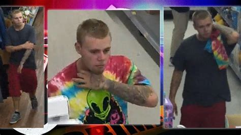 Indian River County Search Deputies Search For Shoplifting Suspect In Indian River County Wpec
