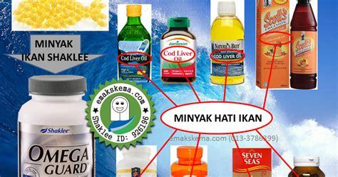 Minyak Ikan Nu Skin 4 fakta kekurangan kelebihan minyak ikan vs minyak hati