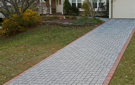Driveway And Patio Company Ep Henry Eco Cobble Pewter Blend Modified Herringbone