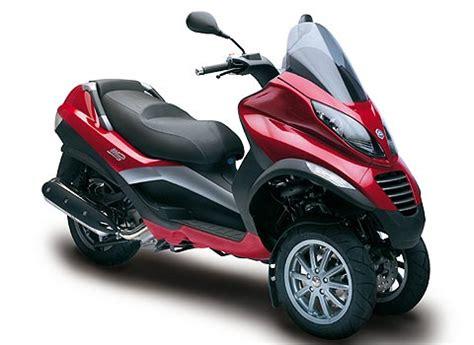 piaggio mp3 400 i e m 225 s potencia para la moto de tres