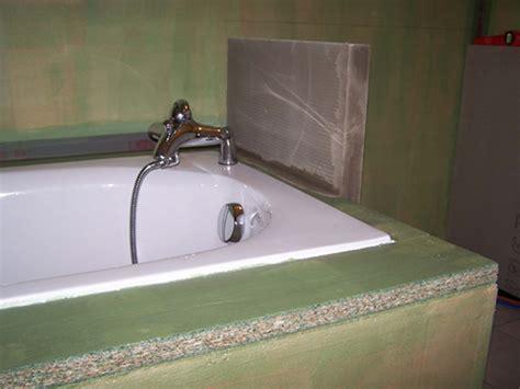 comment faire un tablier de baignoire pose tablier baignoire wedi obasinc