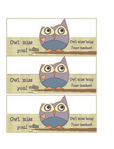 owl miss you card template owl miss you gallery