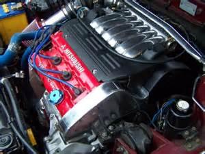 Mitsubishi Magna Intake Manifold Eoi Polished Tt Intake Manifold 3000gt Stealth