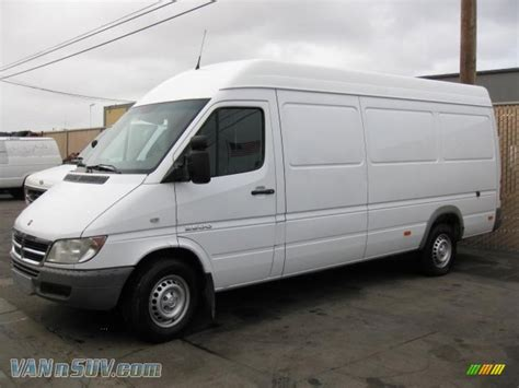dodge sprinter cargo for sale dodge sprinter 2500 cargo 118 inch diesel for sale