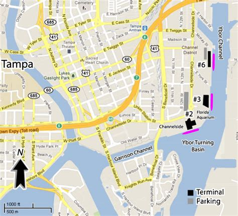 map of florida ports cruises from ta florida ta cruise ship departures