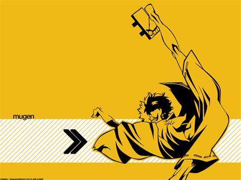 anime yellow wallpaper mugen samurai chloo wallpaper wallpapersafari