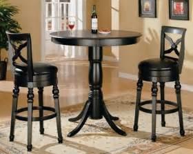 Black Pub Chairs Black Pub Table And Chairs Home Design Ideas