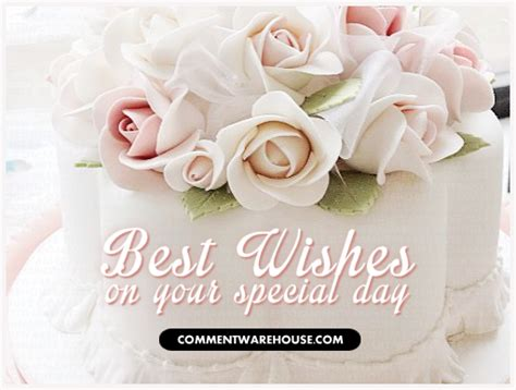 congratulations best wishes on special day