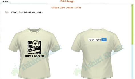Kaos Garuda Logo Indonesia Bisa Pakai Desain Sendiri membuat desain kaos sendiri eno 24