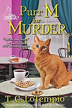 purr m for murder a cat rescue mystery kindle edition
