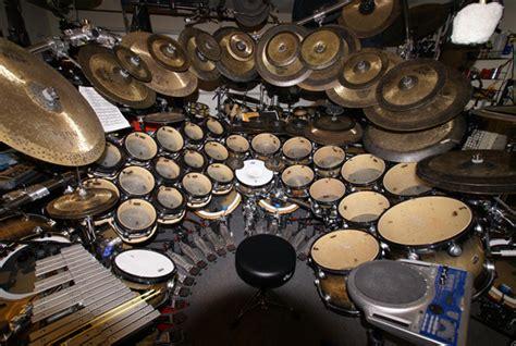 terry bozzio s live drum mic setup gearslutz pro audio