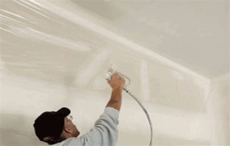 how to spray paint a ceiling guest post 7 reasons why you should spray paint your