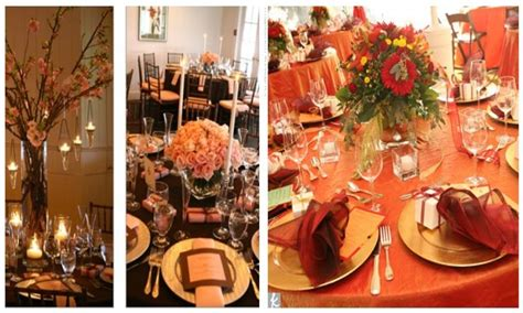 cheap fall wedding decorations cheap tea table fall wedding ceremony decorations fall