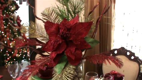 como decorar una mesa de comedor