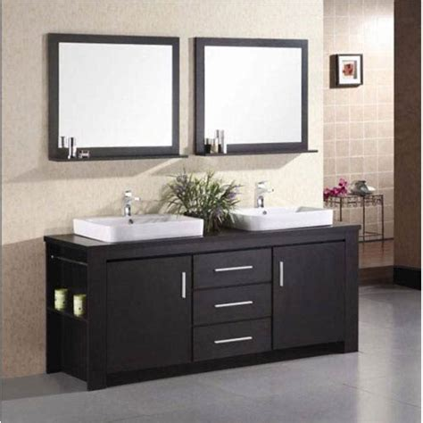 2 sink bathroom vanities porcelain double sink vanity bellacor