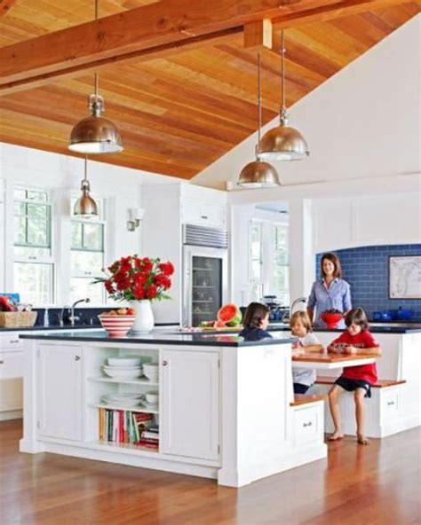 eating kitchen island 30 kitchen islands with seating and dining areas digsdigs