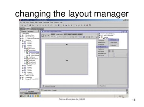 swing layout manager tutorial java swing tutorial for beginners java programming tutorials