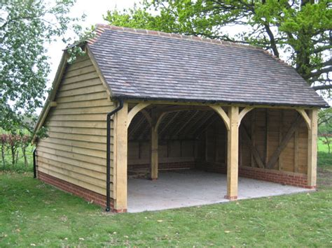 How To Build Wooden Garage by Scle Self Build Timber Sheds
