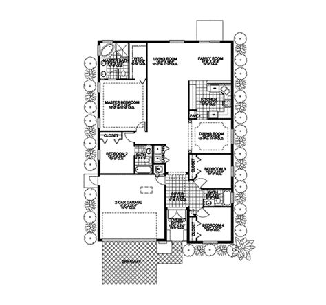 28 sandoway southwestern home plan 106d lowell
