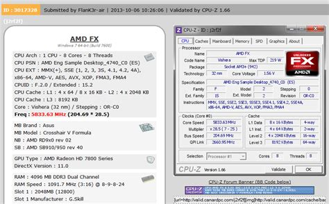 tutorial overclock fx 8320 fx mania fx 8320 9370 and 9590 ocs by flankr republic