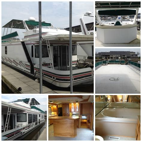 houseboat auction sumerset house boat for sale in ridgeland mississippi by