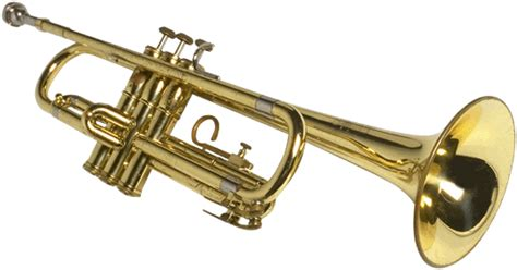 the trumpet of the trumpet