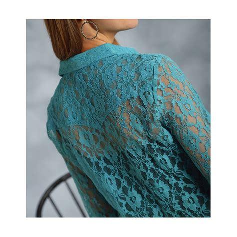 Five Cut Blouse roper five lace blouse for 7330u save 38
