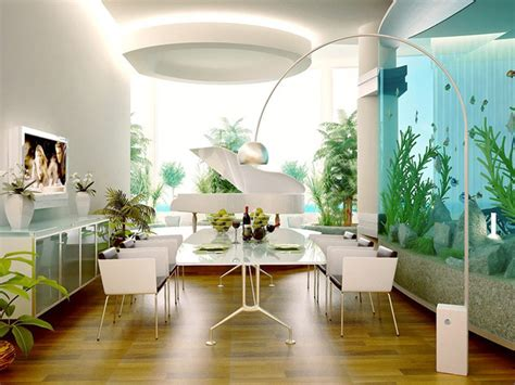 Glass Partition Walls For Home by Salones Modernos
