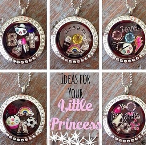 Origami Owl Small Locket - origami owl lockets for your princess http